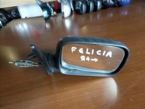 Skoda felicia 94 μηχανικός καθρέπτης δεξιός άβαφος