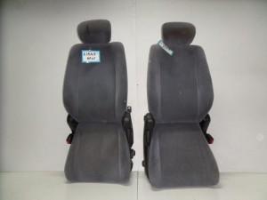 Suzuki liana 01 4θυρο κάθισμα εμπρός αριστερό-δεξί γκρί