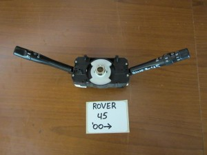 Rover 45 2000 διακόπτης φώτων-φλάς και υαλοκαθαριστήρων