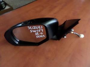 Suzuki swift 2011 ηλεκτρικός καθρέπτης αριστερός μαύρος