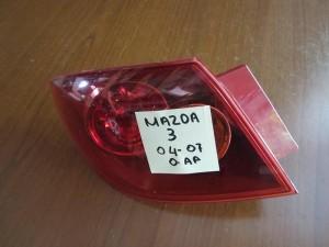 Mazda 3 2004-2007 5θυρο πίσω αριστερό φανάρι
