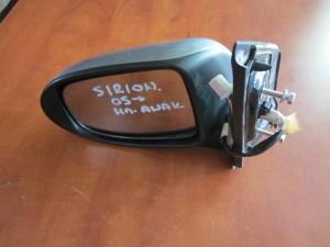 Daihatsu Sirion 2004-2011 ηλεκτρικός ανακλινόμενος καθρέφτης αριστερός ασημί