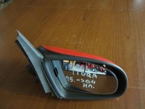 Opel Tigra 1995-2004 ηλεκτρικός καθρέφτης δεξιός κόκκινος