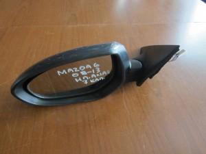 Mazda 6 2008-2012 ηλεκτρικός ανακλινόμενος καθρέφτης αριστερός μολυβί