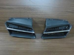 Alfa romeo 156  2003-2007 μάσκα εμπρός δεξιά-αριστερή μαύρες
