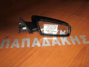Mercedes GLK CLASS X204 2008-2013 ηλεκτρικός ανακλινόμενος καθρέφτης δεξιός μαύρος