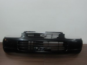 Suzuki Alto 2003-2008 προφυλακτήρας εμπρός μαύρος