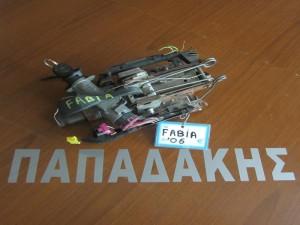 Skoda fabia 1998-2007 άξονας τιμονιού με διακόπτη μίζας