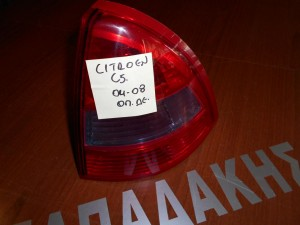 citroen c5 2004 2008 fanari opisthio dexi 1 300x225 Citroen C5 2005 2008 φανάρι οπίσθιο δεξί