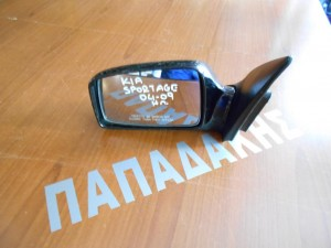 KIA Sportage 2004-2008 ηλεκτρικός καθρέπτης αριστερός μαύρος