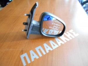 Mercedes Citan W415 2013-2017 ηλεκτρικός καθρέπτης δεξιός σκούρο ασημί