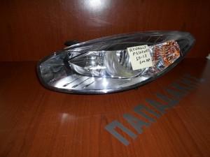 Renault Fluence 2010-2013 φανάρι αριστερό εμπρός
