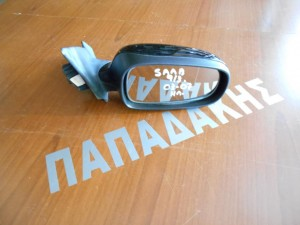 Saab 9/3 2003-2007 (2007-->) ηλεκτρικός καθρέπτης δεξιός μαύρος