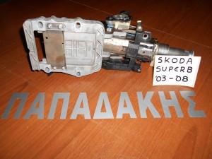 Skoda Super B 2003-2008 άξονας τιμονιού