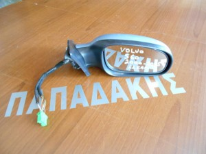 Volvo V70 2000-2007 ηλεκτρικός καθρέπτης δεξιός 11 καλώδια θαλασσί