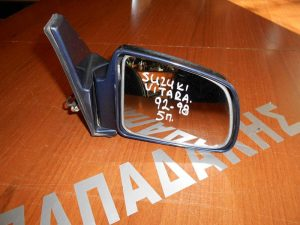 Suzuki Vitara 1992-1998 5πορτο καθρέπτης δεξιός ηλεκτρικός μπλε