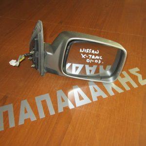 Nissan X-Trail 2001-2007 καθρέπτης δεξιός ηλεκτρικός ασημί