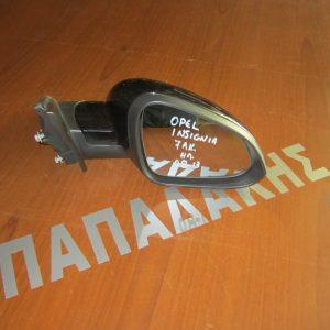 Opel Insignia 2008-2017 καθρέπτης δεξιός ηλεκτρικός μαύρος