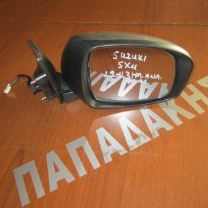 Suzuki Sx4 2012-2013 καθρέπτης δεξιός ηλεκτρικός ανακλινόμενος με φλας γκρι