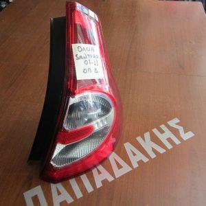 Dacia Sandero 2007-2012 φανάρι πίσω δεξί