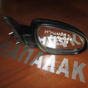 Hyundai Elandra 2007-2010 καθρέπτης δεξιός ηλεκτρικός μπλε σκούρο