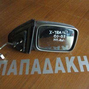 Nissan X-Trail 2001-2007 καθρέπτης δεξιός ηλεκτρικός ανακλινόμενος ασημοχρυσαφί