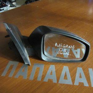 Renault Megane 2008-2014 coupe καθρέπτης δεξιός ηλεκτρικός γκρι