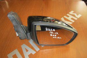 Ford Kuga 2012-2016 καθρεπτης δεξιος ηλεκτρικος με ανακληση μαυρος
