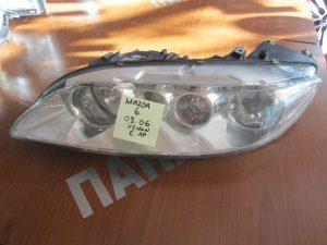 Φανάρι εμπρός αριστερό Mazda 6 2002-2006 XENON