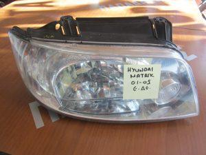 Φανάρι εμπρός δεξιό Hyundai Matrix 2001-2005