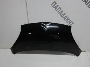 Citroen C1 2006-2014 καπο εμπρος μαυρο