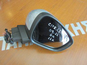 Citroen C3 2009-2016 καθρέπτης δεξιός ηλεκτρικός ασημί