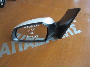 Hyundai i10 2014-2017 καθρέπτης αριστερός ηλεκτρικός άσπρος