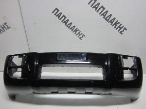 Hyundai Tucson 2004-2010 προφυλακτήρας εμπρός μαύρος χωρίς φρύδια δεν θέλει βάψιμο