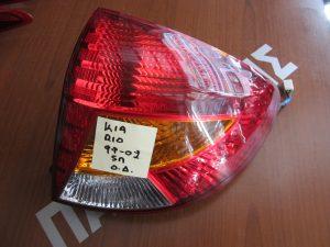 Kia Rio 1999-2002 5θυρο φανάρι πίσω δεξί