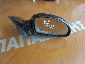 Kia Rio 2002-2005 καθρεπτης δεξιος ηλεκτρικος μαυρος