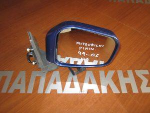 Mitsubishi Pajero Pinin 2πορτο 1999-2007 καθρέπτης δεξιός ηλεκτρικός μπλε