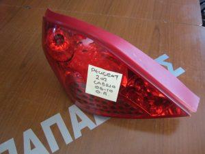 Peougeot 207 Cabrio 2006-2010 φαναρι πισω αριστερο