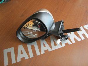 Renault Modus 2005-2008 καθρεφτης αριστερος  ηλεκτρικος χρυσαφι