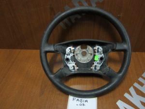 Skoda Fabia1999-2007 βολάν τιμονιού
