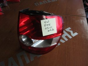 VW Fox 2005-2011 φαναρι πισω δεξι