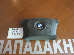 BMW Series 3 E46 1999-2003 air-bag τιμονιού