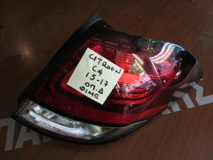 Citroen C4 2015-2017 φανάρι πίσω δεξιό 5θυρο