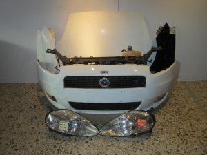 Fiat Grande Punto 2005-2012 μούρη κομπλέ άσπρη