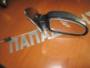 Ford Focus 1998-2004 καθρέπτης δεξιός μηχανικός μολυβί