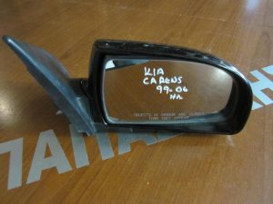 KIA Carens 1999-2006 καθρέπτης δεξιός ηλεκτρικός μαύρος