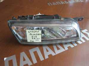 Nissan Almera N15 1998-2000 φανάρι εμπρός δεξί ηλεκτρικό