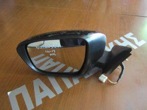 Nissan Juke 2014-2017 καθρέπτης αριστερός ηλεκτρικός μαύρος