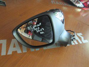 Renault Clio 2013-2017 καθρέπτης αριστερός ηλεκτρικός μαύρος