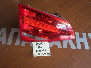 Audi A4 2008-2012 φανάρι πίσω αριστερό εσωτερικό Sedan